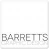Barretts Graphic Design logo