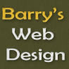 Barrys Web Design logo