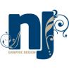 NJ Graphic Design logo