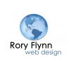 Rory Flynn Web Design logo
