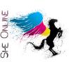 She Online  logo