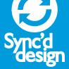 Sync'd Design logo