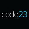 Code23 logo