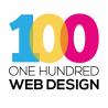 100 Web Design logo