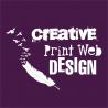 Creative Print Web Design - Castlebar logo