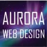 Aurora Web Design logo