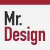 Mr Design logo