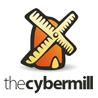 The Cybermill logo