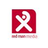 Red Man Media logo