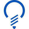 Light Bulb Web Design logo