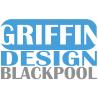 Griffin Design Blackpool logo