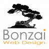 Bonzai Web Design logo
