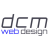 DCM Web Design logo
