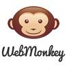WebMonkey Design logo