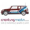Creating Media logo