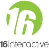 16 Interactive logo
