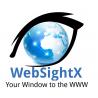 WebSightX logo