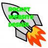 Rocket Website Design logo