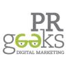 PR Geeks Web Design & Digital Marketing logo