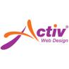 Activ Web Design (Kingston) logo