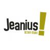 Jeanius! logo
