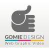 Gomie Design logo