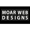 Moar Web Designs logo
