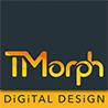 Tmorph Digital Design logo