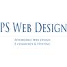 PS Web Design logo