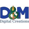 D & M Digital Creations Ltd logo