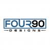 Four90 Designs logo