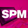 SPM Creative logo