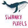 Swanky Pixels logo