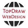 Top Draw Web Design logo