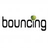 Bouncing banana logo