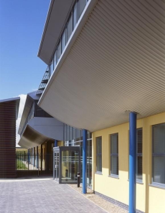 Purpose Media (UK) Ltd offices (Front) - Mansfield I-Centre.