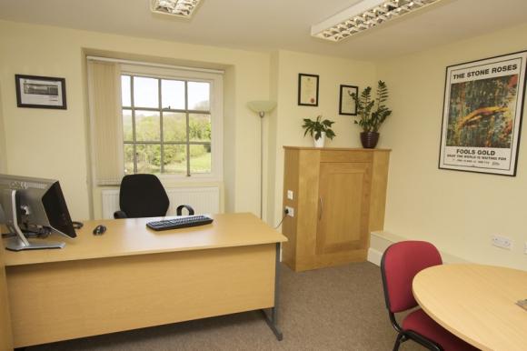 Simon's office
