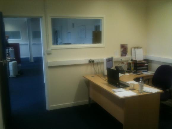 Financial Director's spot