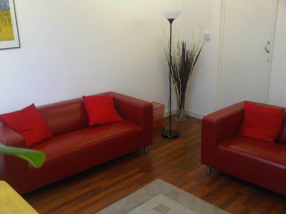 Our informal meeting room