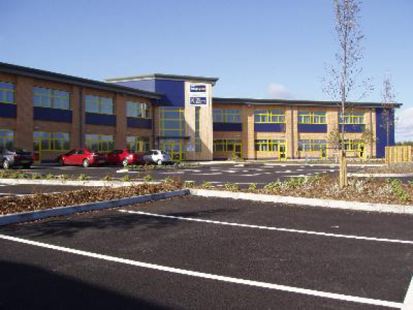 Our office is based at The Rural Enterprise Centre, Shrewsbury, and there is plenty of parking spaces available.