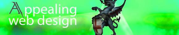 Appealing Web Design Banner