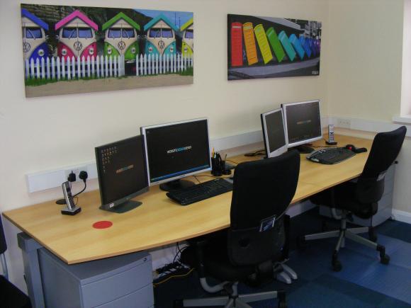 Webiste Design Derby Office