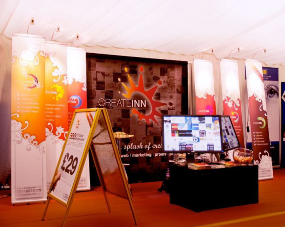 Our latest Exhibition stand
