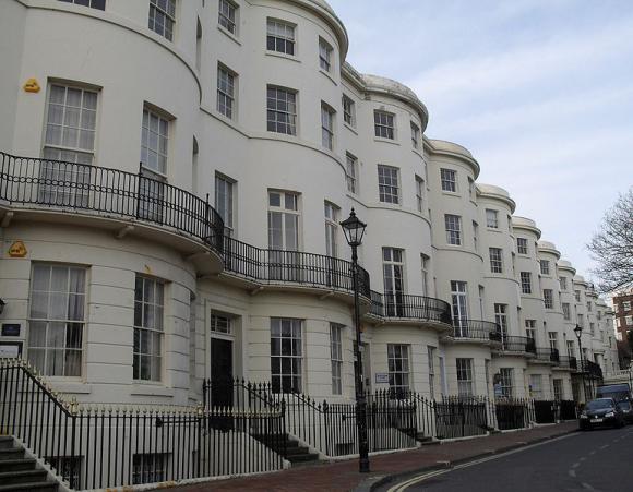Grade II listed Georgian Terrace
