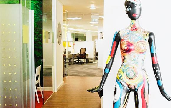 Soho-based offices
