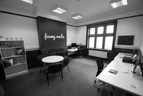 Foamy Media Office