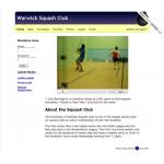 University of Warwick Squash Club