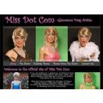 Drag Queen Miss Dot Com
