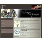 Vintage Sparkle Antique Jewellery