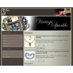 Vintage Sparkle Antique Jewellery
